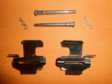 FIAT CINQUECENTO(1992-1999) FIAT SEICENTO (1998 on) BRAKE PAD FITTING KIT-BFK846